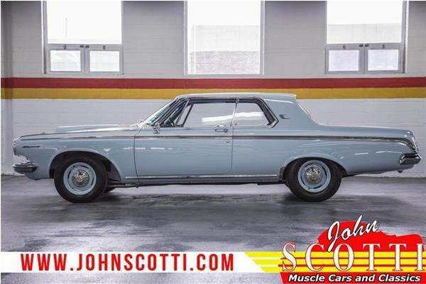 Dodge Polara 472 HEMI Awesome Car 1963