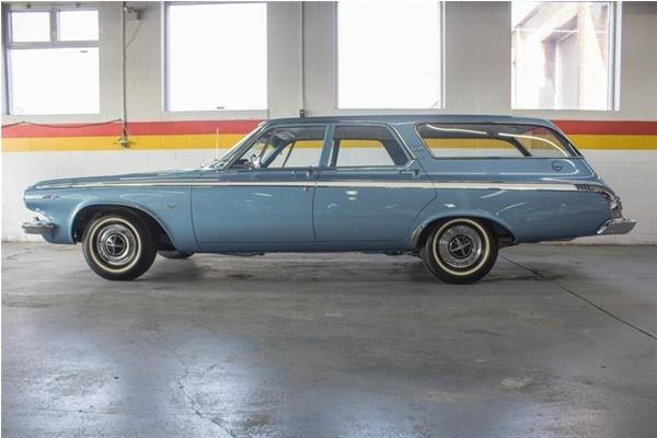 Dodge Polara 100 Point Car! 1963